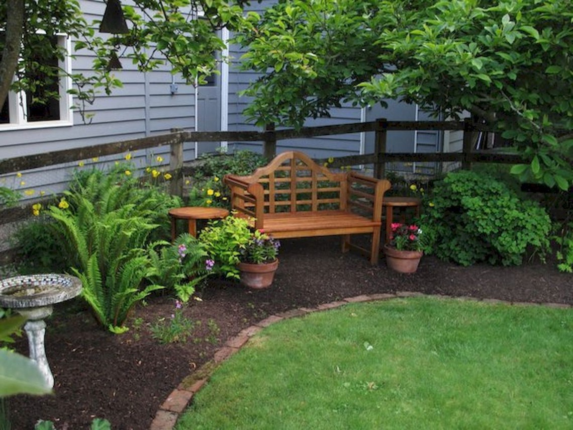 Fabulous Front Yard Lanscaping Ideas On A Budget 48 Backyard Landscaping Designs Small