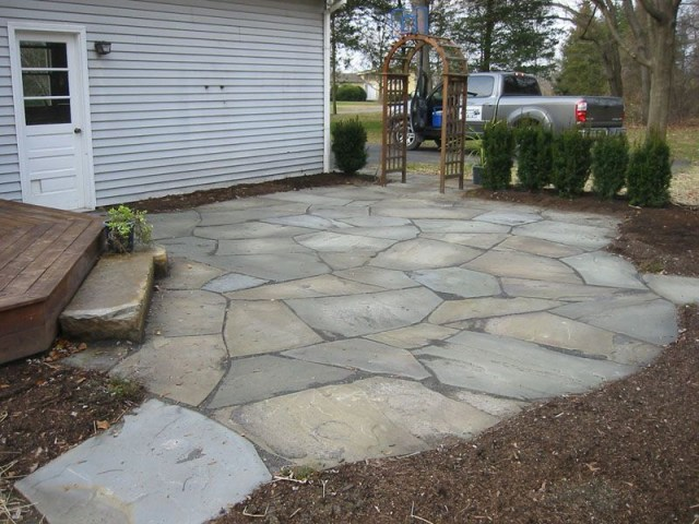 Fabulous Stone Patio Ideas On A Budget Lovely Small Backyard Patio Ideas On A Budget Natural