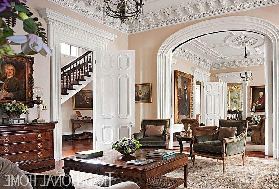 Fantasy Brownstone Charleston Homes Traditional