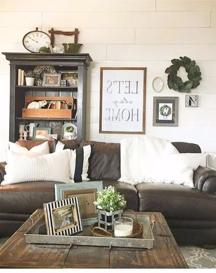 Farmhouse Living Rooms Modern Farmhouse Living Room