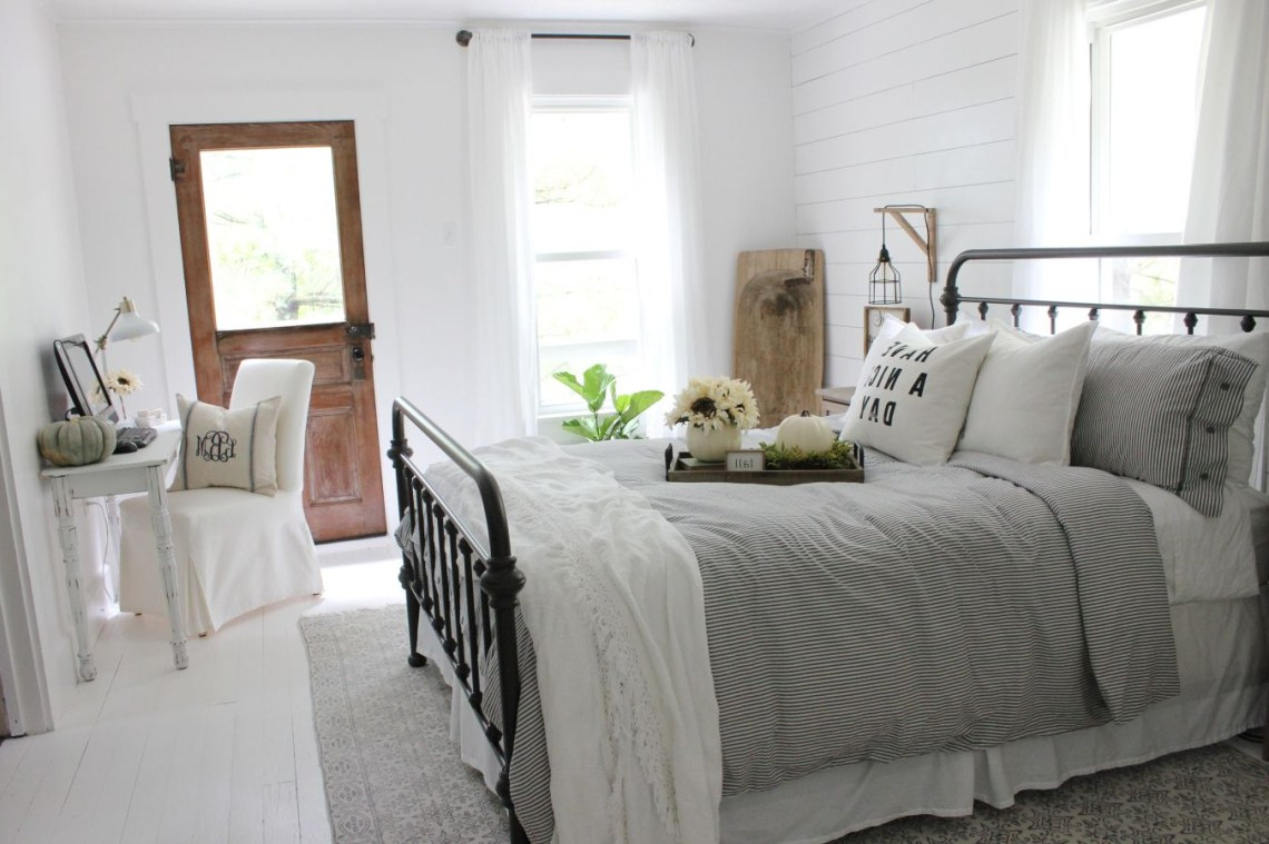 Favorite Farmhouse Feature Modern Farmhouse Bedroom
