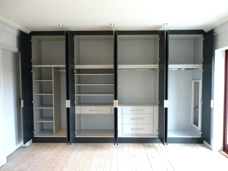 Fitted Wardrobes For Small Bedrooms Decorpad