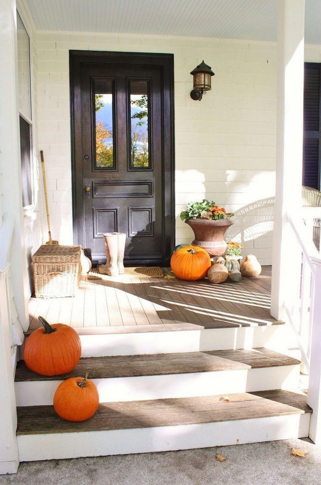 Front Porch Decorating Ideas On A Budget Decorholicco