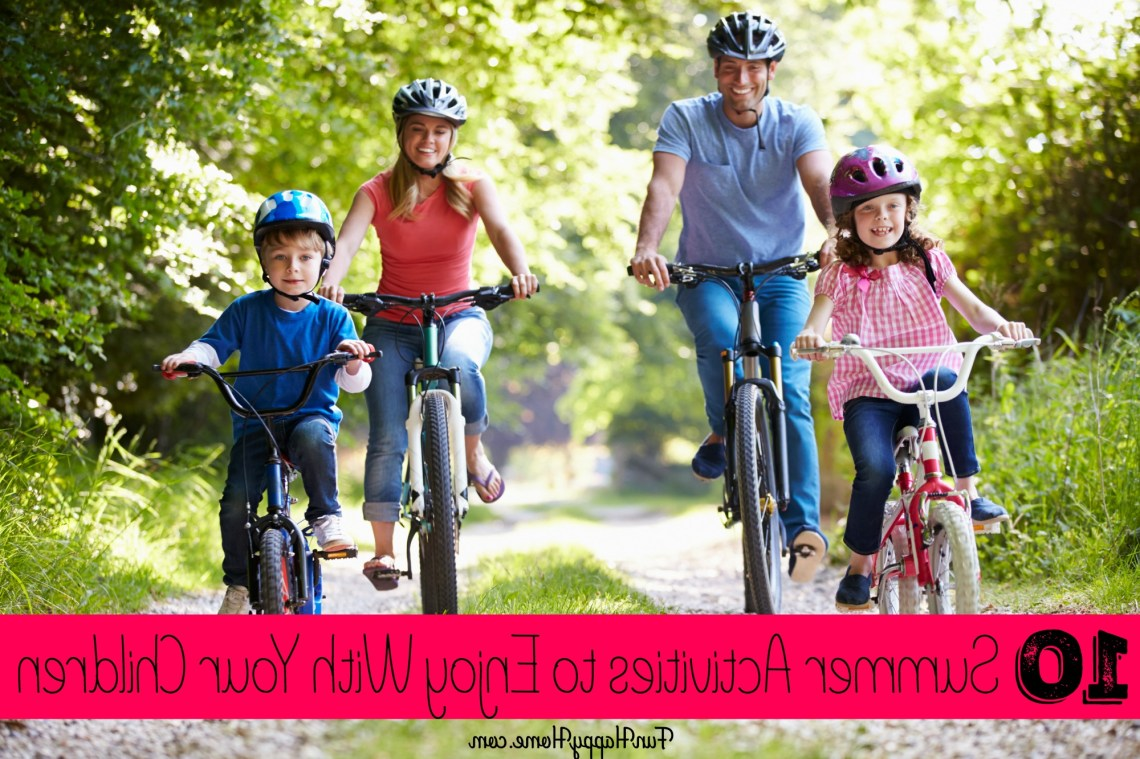 Fun Summer Activities Kids Will Love Schedule Some Family