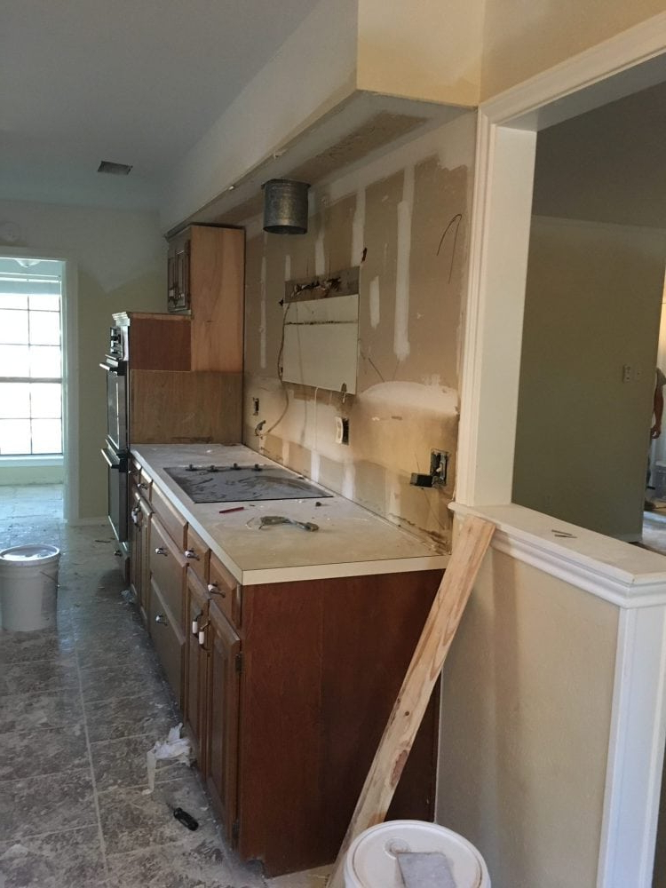 Galley Kitchen Remodel Small Kitchen Layout On A Budget