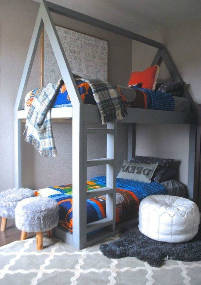 Give Your Kids The Coolest Bedrooms With These 13 Jaw