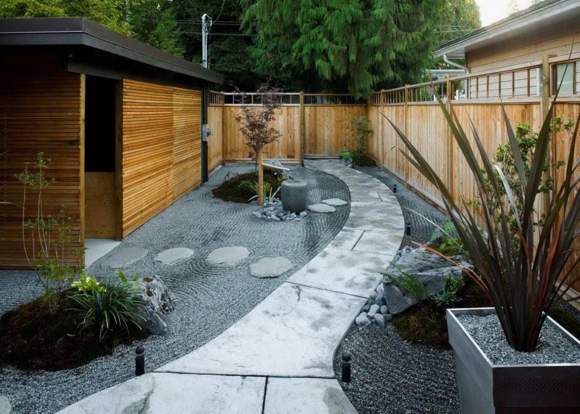 Glamorous Small Backyard Zen Garden Ideas Images Ideas