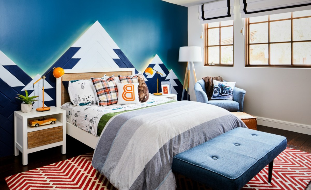 Great Outdoors Inspired Big Kid Room Project Nursery