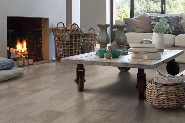 Greige Floors The Lbd Of Home Design Natural Laminate