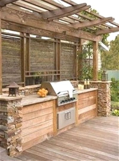 Grill Station Design Ideas For Your Backyard Grilldesign