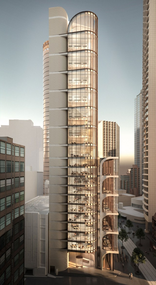 Grimshaw Unveils Sydney Office Tower Designed To Appeal To