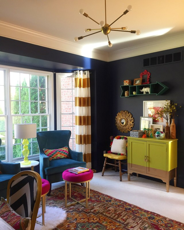 Hannen Matts Rustic Glam Home Office Office Tour