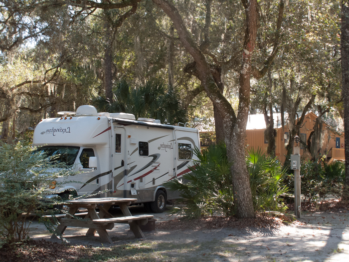 Heading To Natural North Florida With Your Rv Set Up