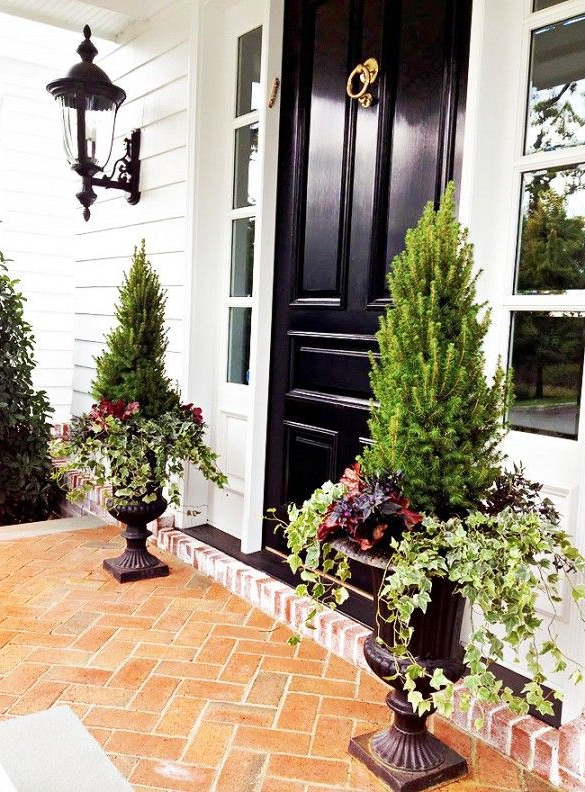 Heres How To Decorate A Front Porch That Will Make Guests