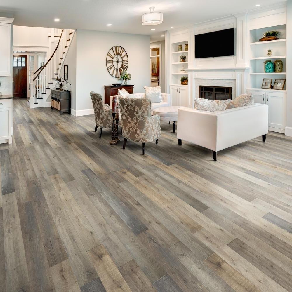 Home Decorators Collection Eir Park Rapids Oak 12 Mm Thick