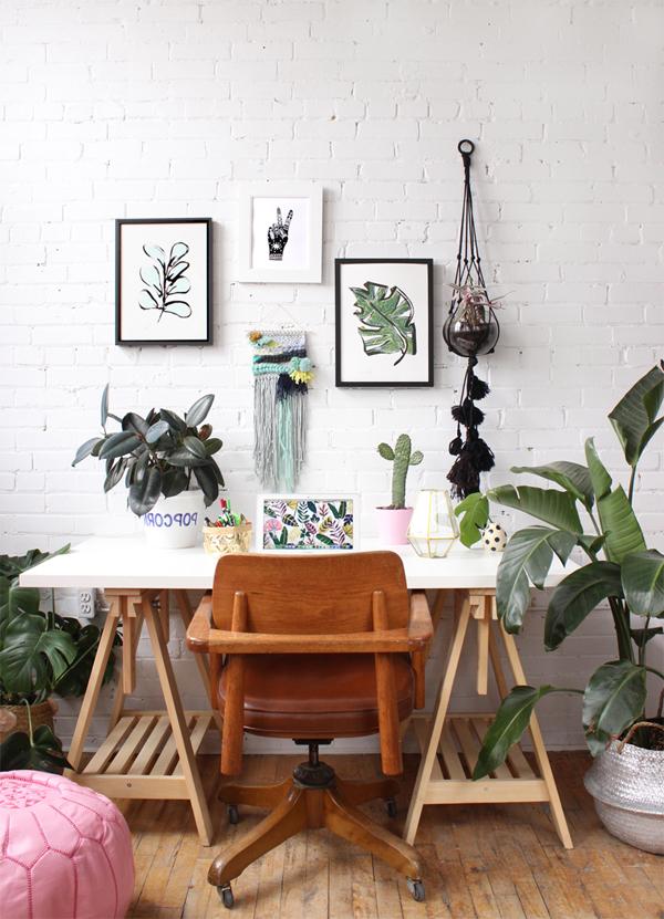 Home Office Decor 7 Easy Ideas To Create An Inspiring
