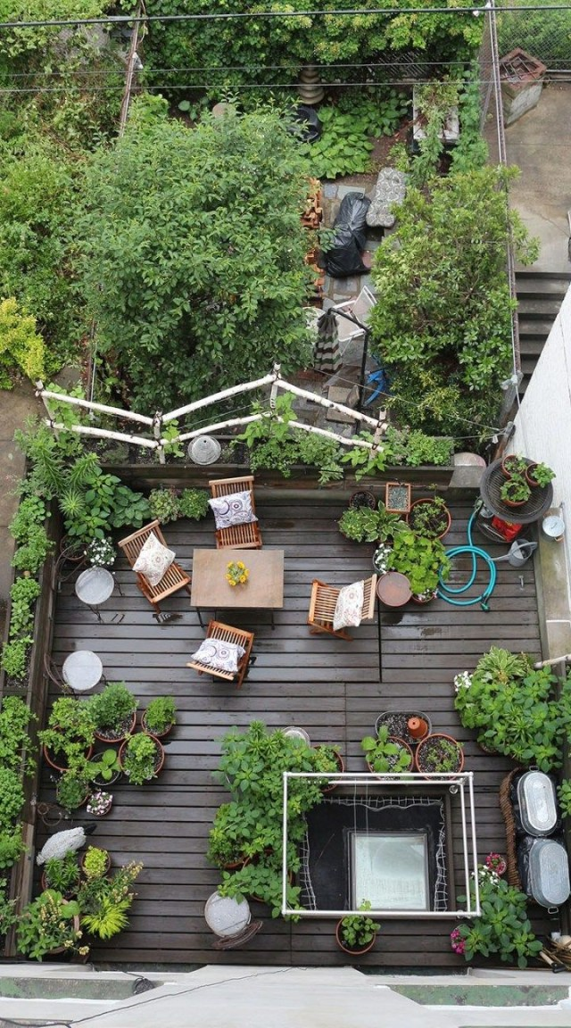 Home Terrace Garden Inspirations Terrace Garden Design