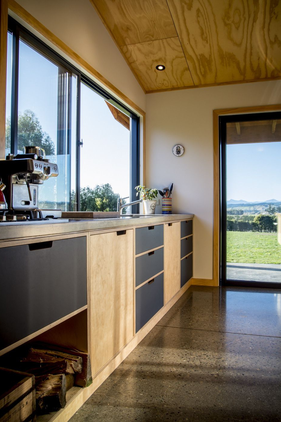 Hope Rd Plywood Kitchen Farmhouse Style Kitchen