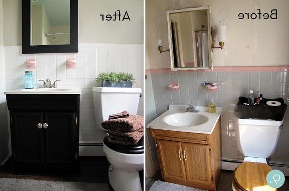 How To Budget A Bathroom Makeover