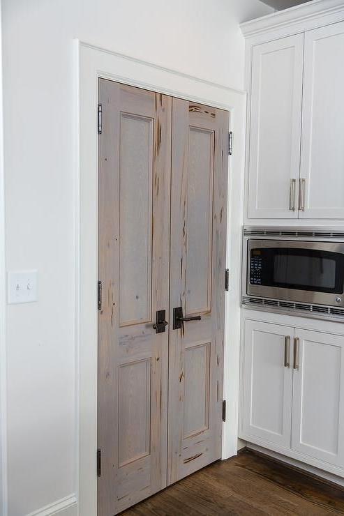 Idea Sara Turner On Pantry Doors Kitchen Pantry Doors