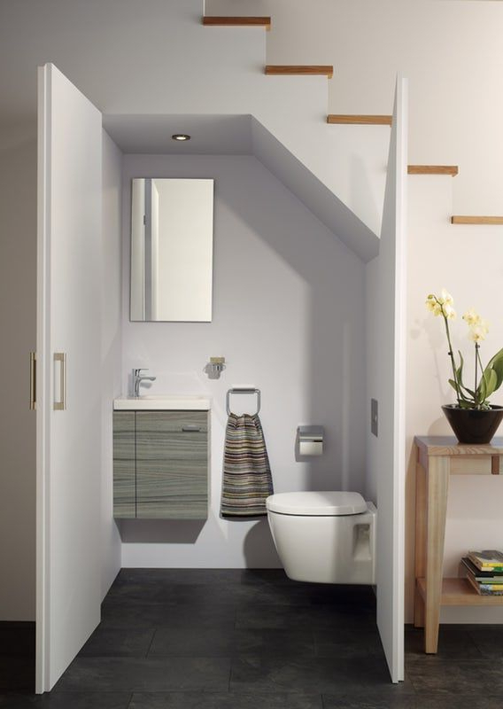 Ideal Standard Concept Space Elm Right Handed Wall Hung