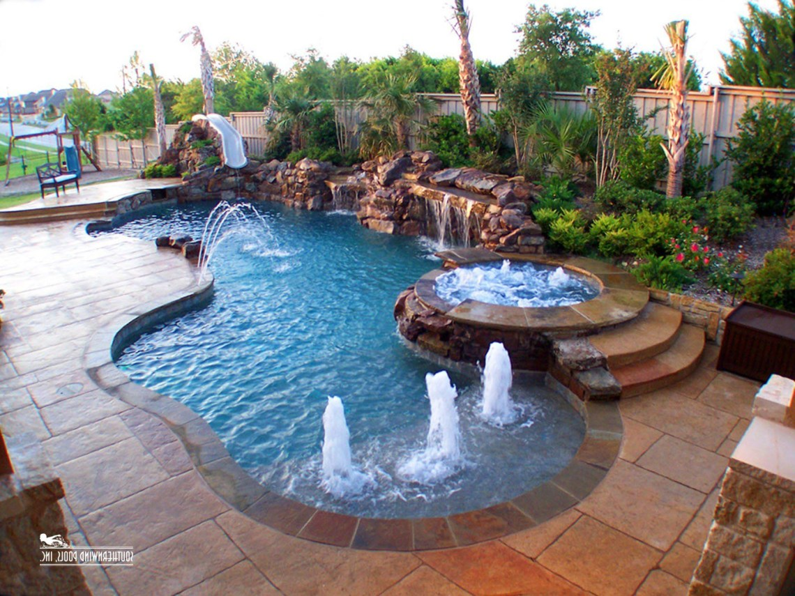 If Youre Gonna Do It Go Big Backyard Pool Designs