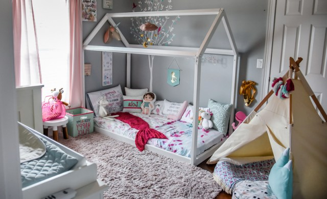 In The Toddler Room With Oh Happy Play Project Nursery