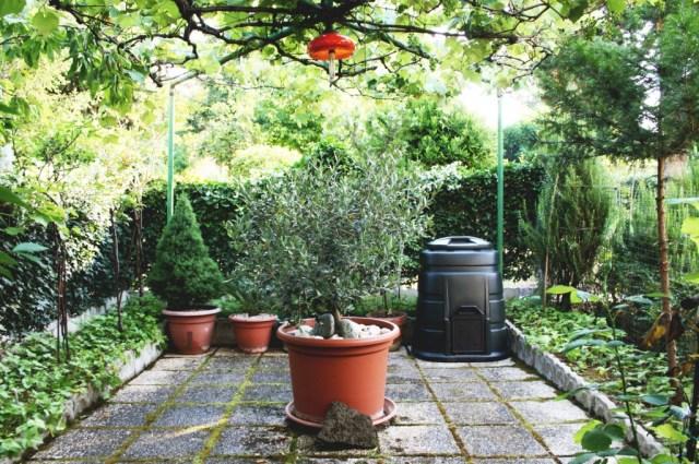 Incredible Italian Garden Decor Home Design Ideas Country
