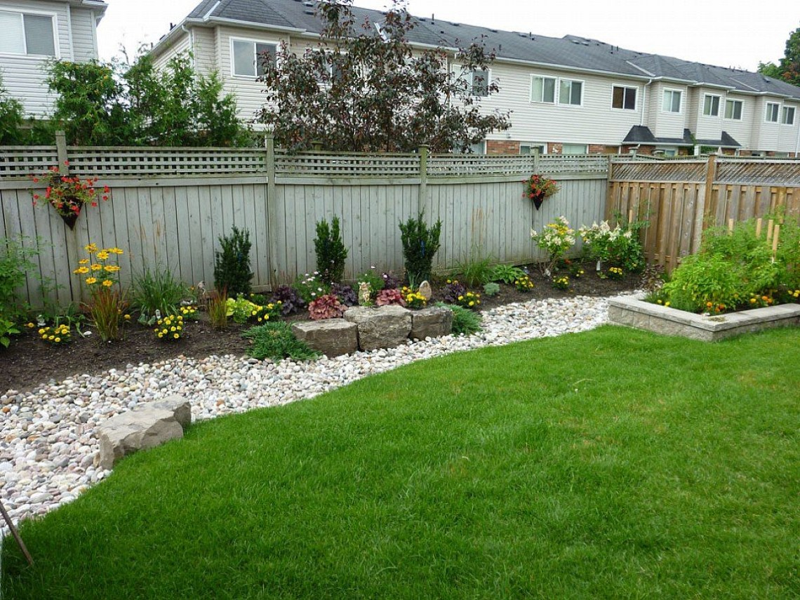 Inexpensive Landscape Ideas For Backyards Photo Gallery