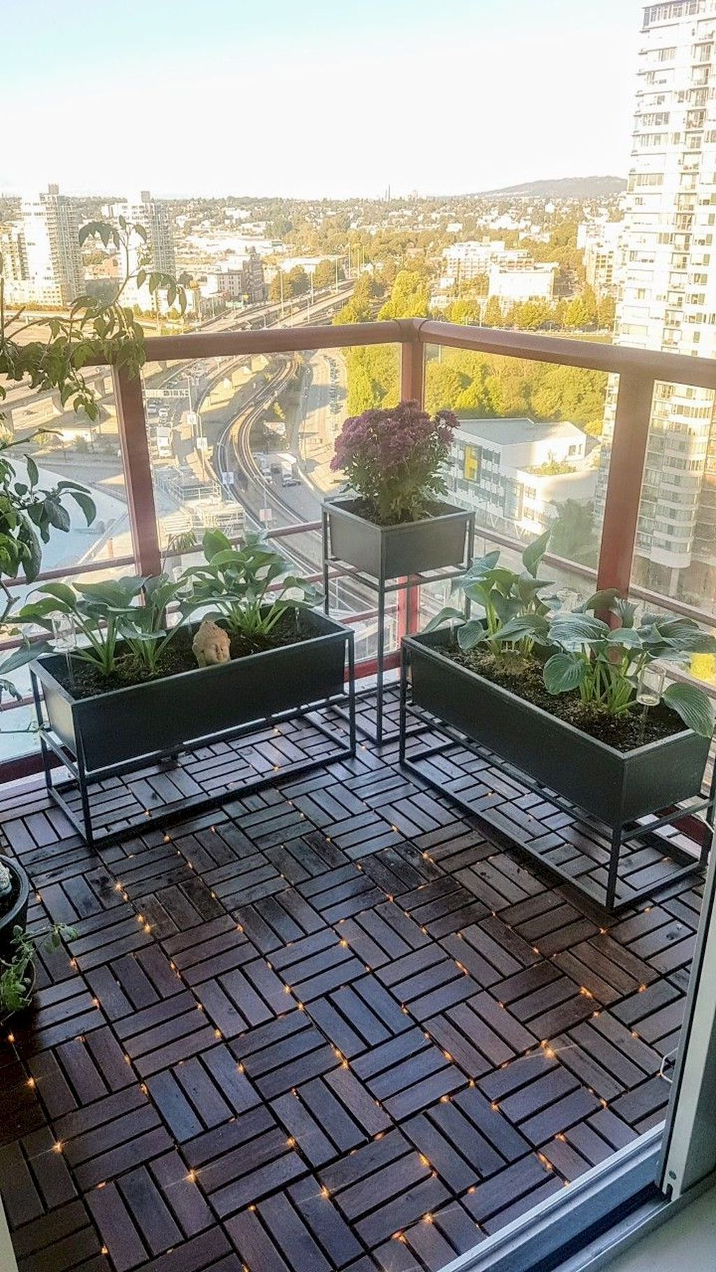 Inspiring Apartment Balcony Decorating Ideas On A Budget