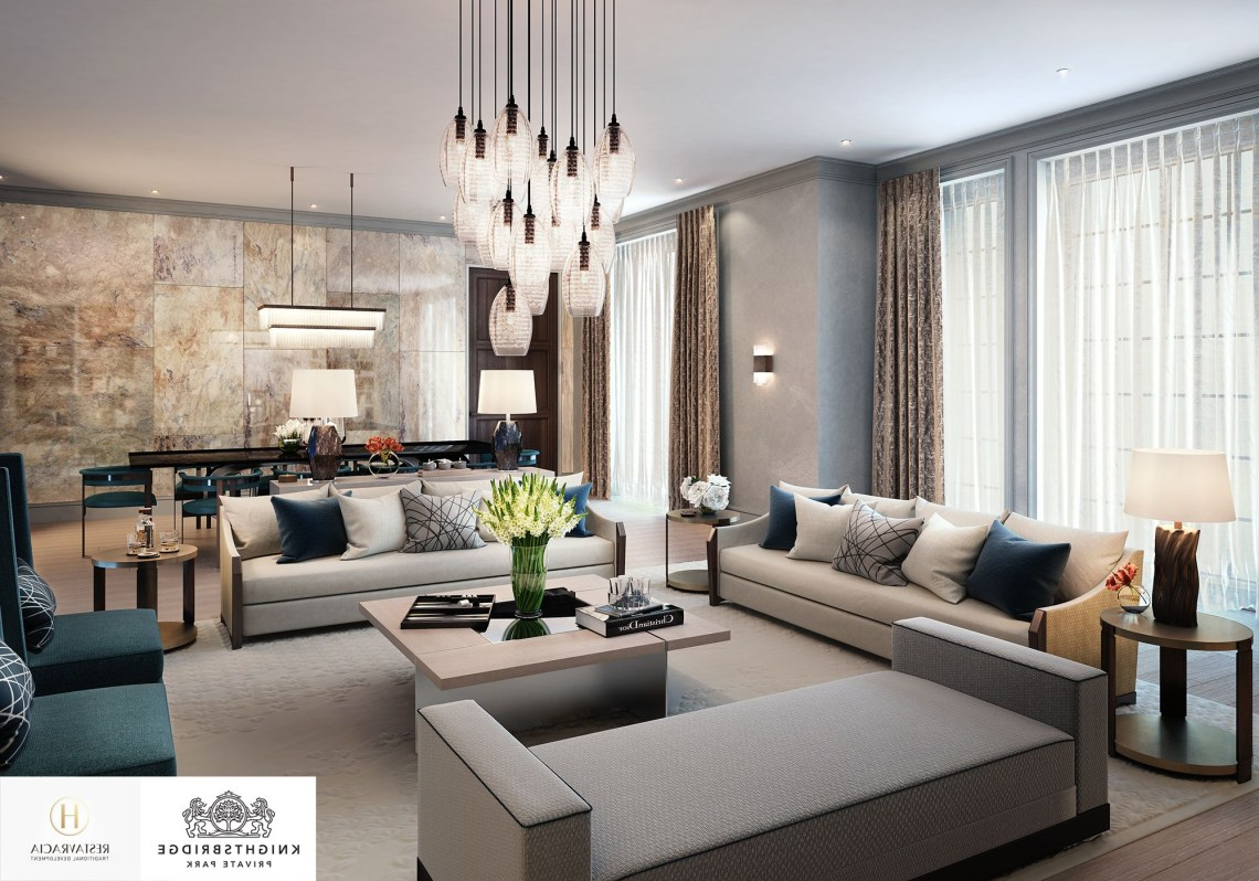 Interior Design Focus Knightsbridge Private Park Moscow