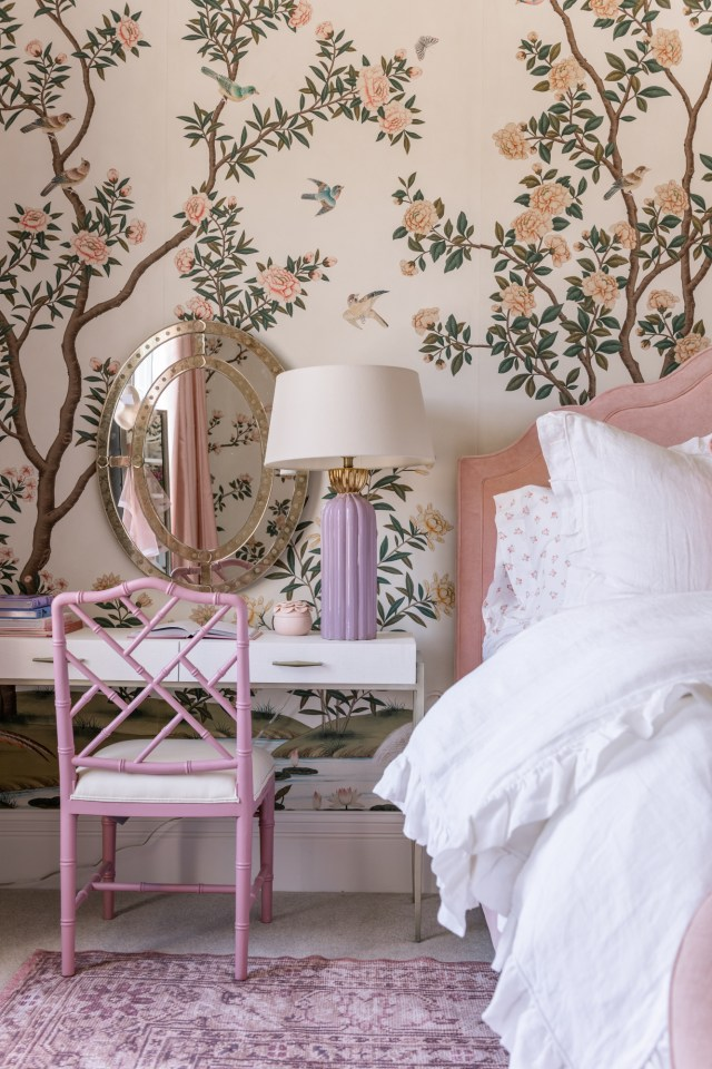 Isla Roses Room Reveal Rach Parcell