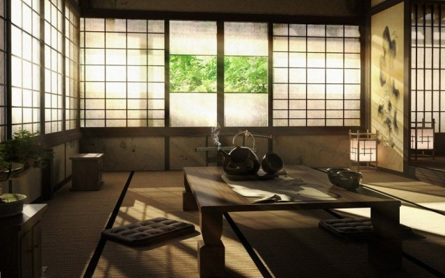 Its Common To Have A Meditation Room In Japan So Perhaps