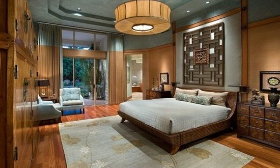 Japanese Bedroom Designs Natural Look Interior Design