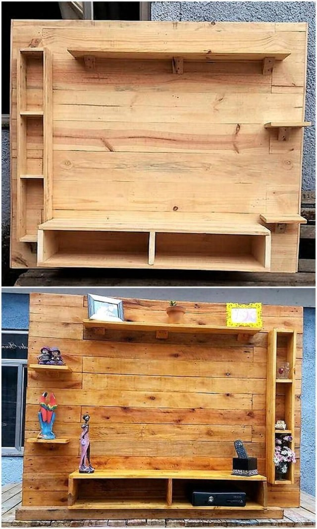 Just Click The Link To Read More About Pallet Conversions Palletdecor Palletcreations Diy