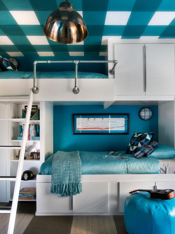 Kids Bunk Bed And Bunkroom Design Ideas Diy