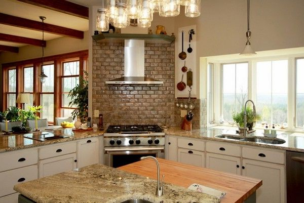 Kitchen Corner Decorating Ideas Tips Space Saving