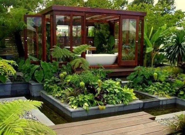 Kitchen Garden Design Ideas Video And Photos