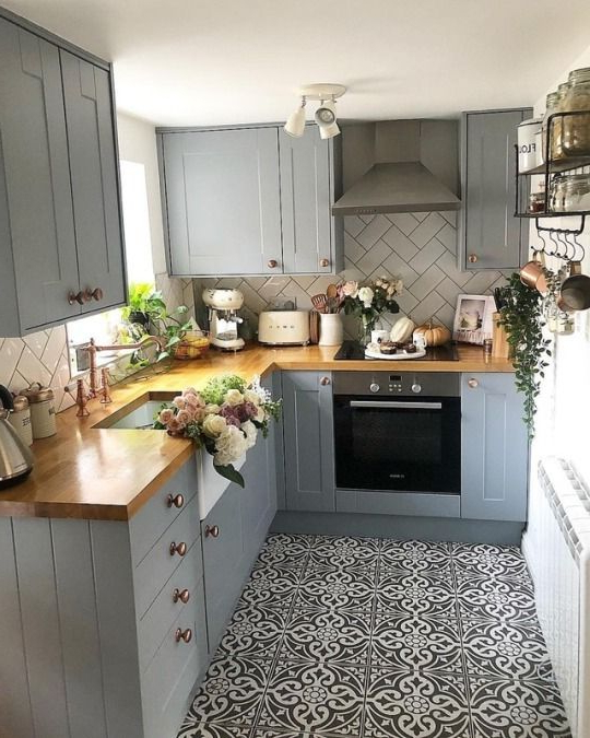 Kitchen Inspiration Acorn Cottage Kitchen Remodel