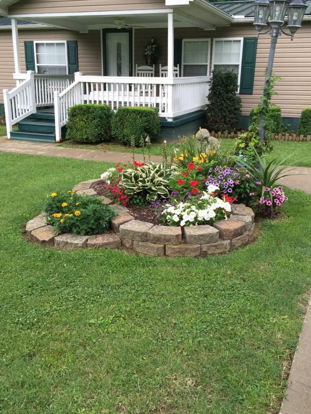 Landscape Yard Signs Front Yard Landscaping Design