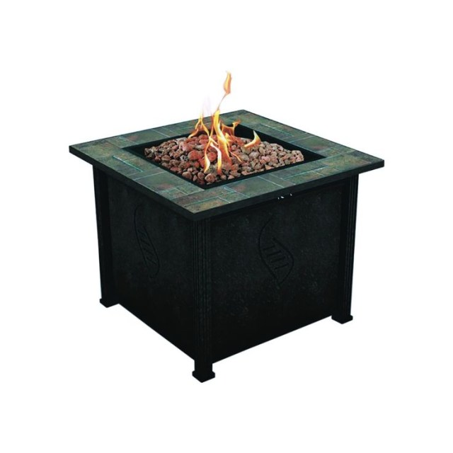 Lari Gas Fire Table 68487a Outdoor Fireplaces Ace