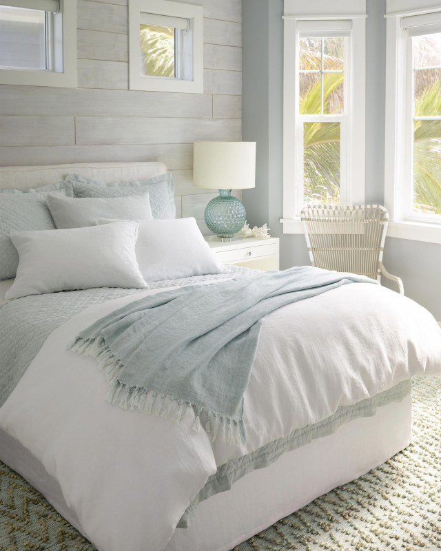 Linen Bedding Keeps You Cool In The Summer And Gets Softer