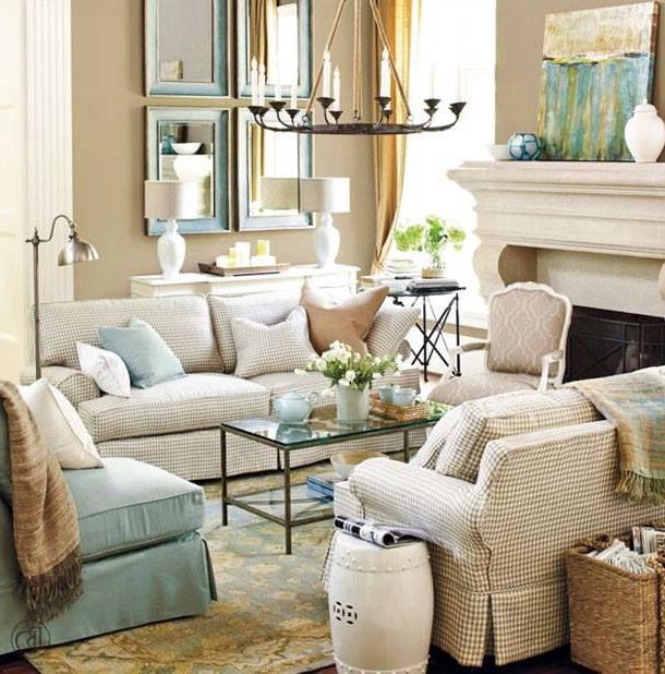 Living Room Decor Inspiration Living Rich On Lessliving