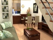 Living Room Design For Small Spaces In The Philippines In