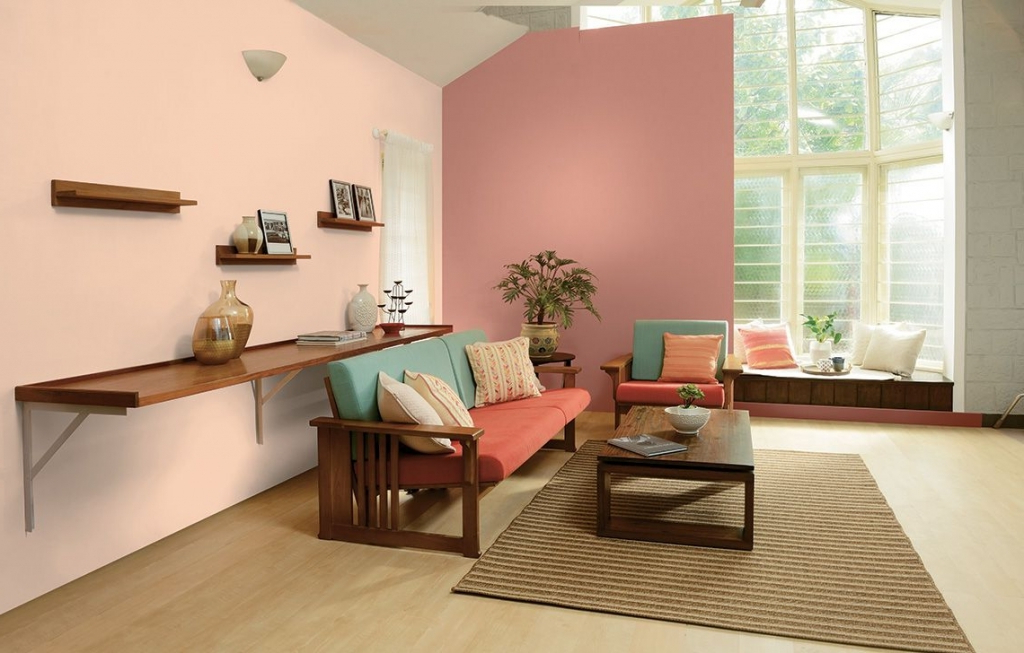 Living Room New Top Notch Wall Colour Combination For