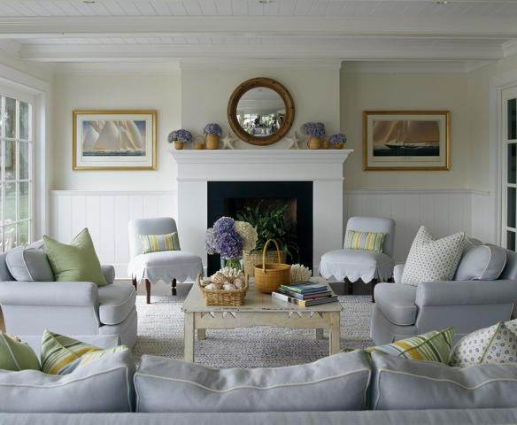 Living Rooms House Beautiful Simple Home Decoration