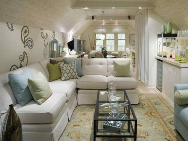 Living Roomsmall Family Room Decor With Nice Cozy