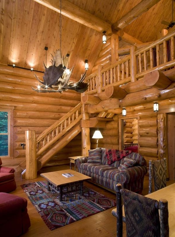 Log Cabin Furniture Ideas How To Choose The Right Pieces