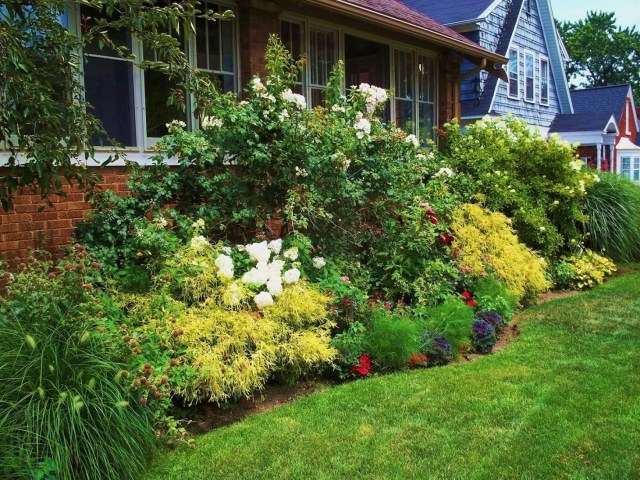 Lovely 20 Cottage Style Landscaping Ideas To Enhance Your