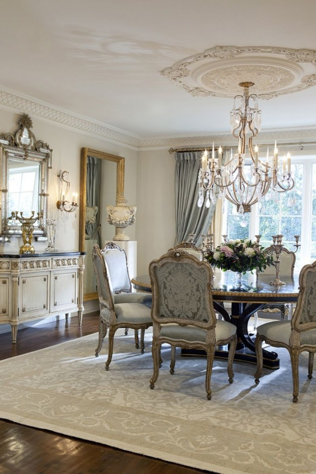 Luciani Dining Room Ebanistacollect Exquisite Hand